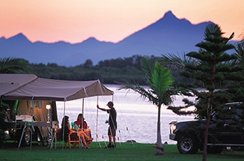 Tweed River Hacienda Holiday Park - Accommodation Whitsundays