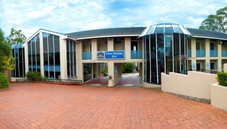 Best Western Twin Towers Inn - Accommodation Whitsundays