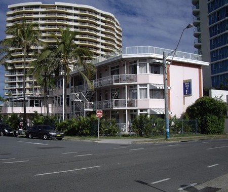 Coolangatta Ocean View Motel - Accommodation Whitsundays