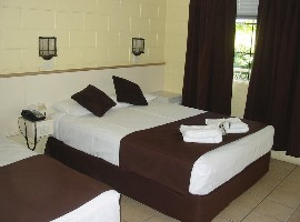 Colonial Rose Motel - Accommodation Whitsundays