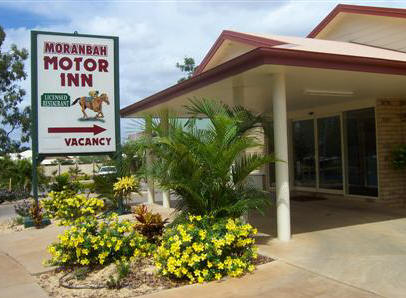 Moranbah Motor Inn Bar And Restaurant - Accommodation Whitsundays