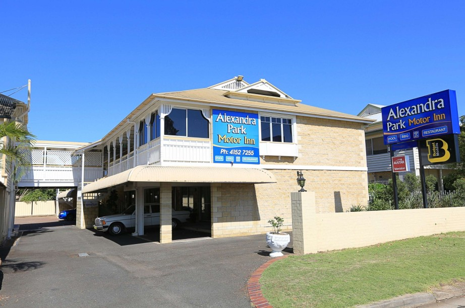 Alexandra Park Motor Inn - Accommodation Whitsundays