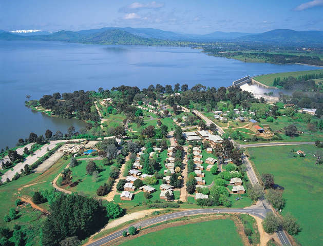 Lake Hume Resort - Accommodation Whitsundays