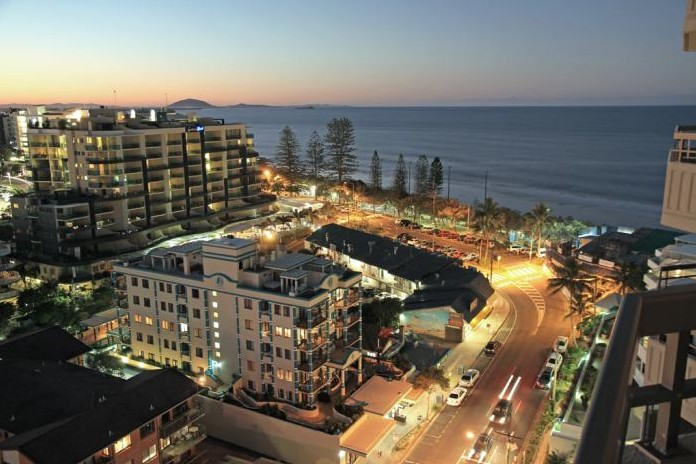 Aegean Apartments Mooloolaba - Accommodation Whitsundays