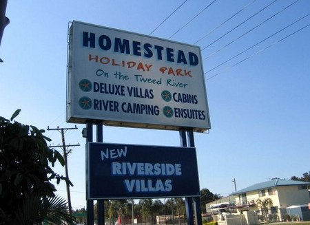 Homestead Holiday Park - Accommodation Whitsundays