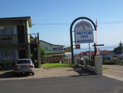 Festival Motor Inn - Accommodation Whitsundays