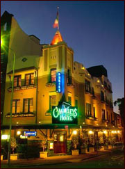 O'Malleys Hotel - Accommodation Whitsundays