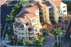Santa Fe Holiday Apartments - Accommodation Whitsundays