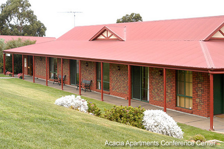 Acacia Apartments - Accommodation Whitsundays