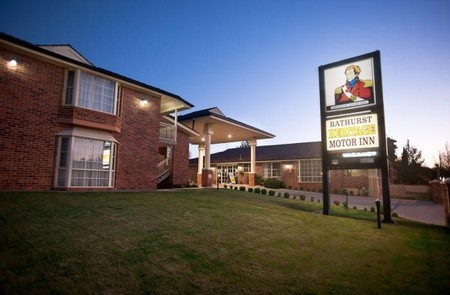 Bathurst Heritage Motor Inn - Accommodation Whitsundays
