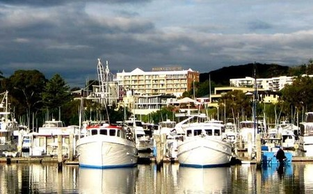 Marina Resort - Accommodation Whitsundays