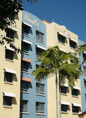 Sails Resort On Golden Beach - Accommodation Whitsundays