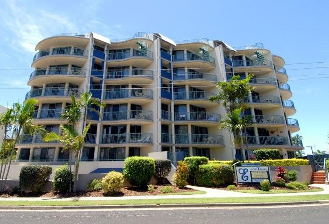 Excellsior Holiday Apartments - Accommodation Whitsundays
