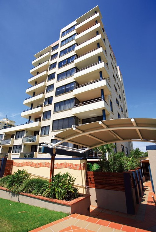 Windward Apartments - Accommodation Whitsundays