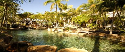 Colonial Palms Hotel Best Western - Accommodation Whitsundays