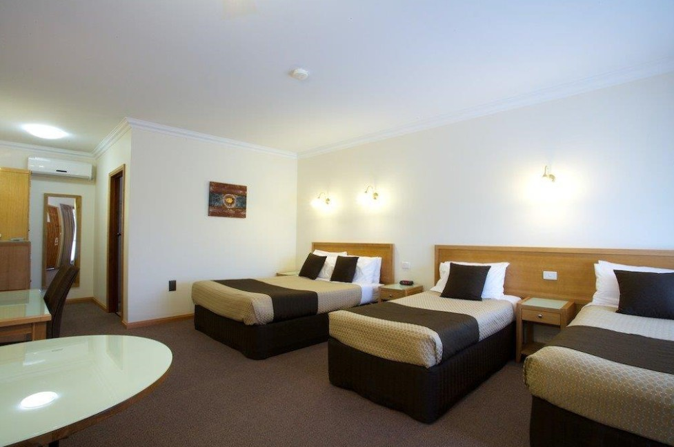 Best Western Golden Grain Motor Inn - Accommodation Whitsundays