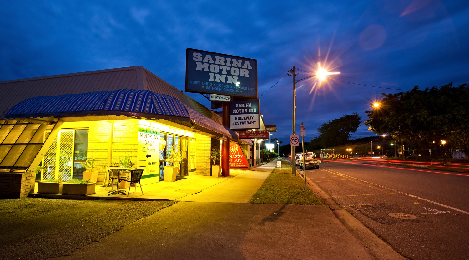 Sarina Motor Inn - Accommodation Whitsundays