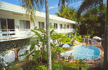 Silvester Palms Holiday Apartments - Accommodation Whitsundays