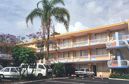 Southern Cross Motel - Accommodation Whitsundays