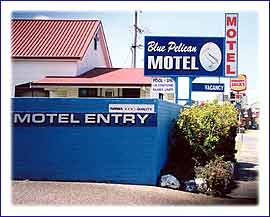 Blue Pelican Motor Inn - Accommodation Whitsundays