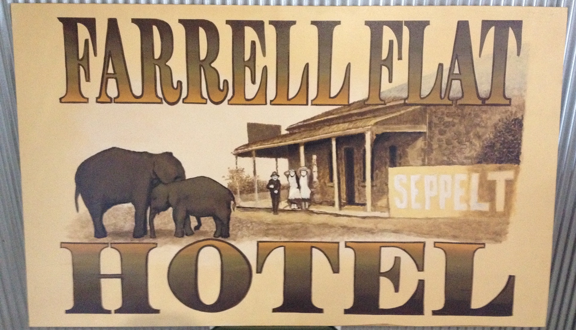 Farrell Flat Hotel South Australia - Accommodation Whitsundays