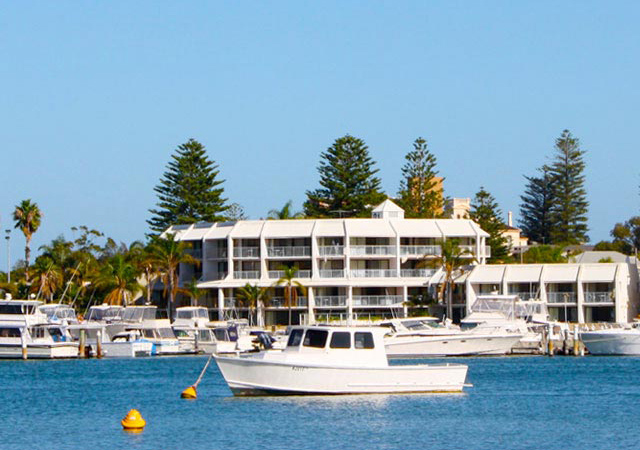 Pier 21 Apartment Hotel Fremantle - Accommodation Whitsundays