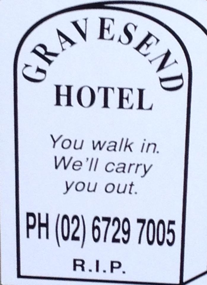 Gravesend Hotel - Accommodation Whitsundays