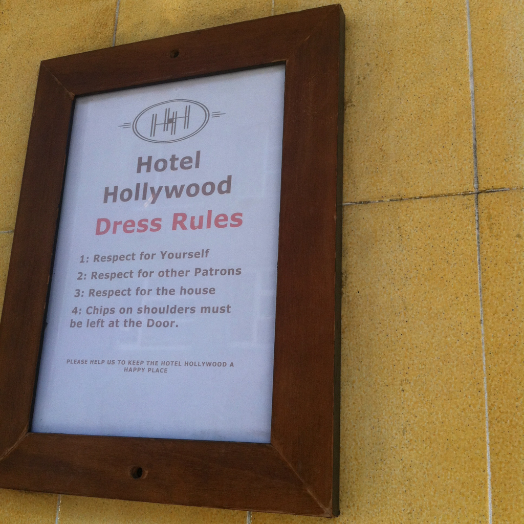 Hollywood Hotel - Accommodation Whitsundays