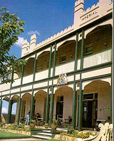 Imperial Hotel Mount Victoria - Accommodation Whitsundays