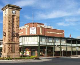 Imperial Hotel Coonabarabran - Accommodation Whitsundays
