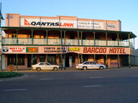 Barcoo Hotel - Accommodation Whitsundays