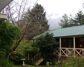 Warburton Lodge - Accommodation Whitsundays