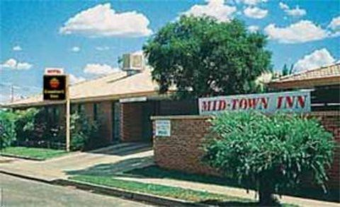 Comfort Inn - Mid Town - Accommodation Whitsundays