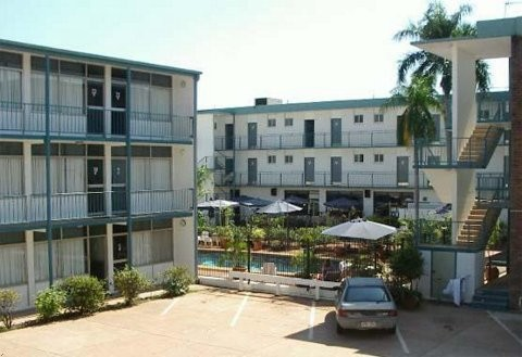 Comfort Inn Asti Darwin - Accommodation Whitsundays