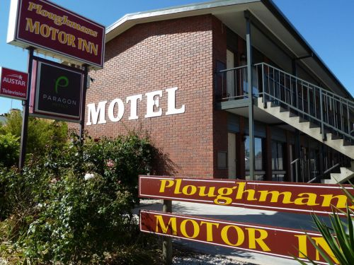 Ploughmans Motor Inn - Accommodation Whitsundays