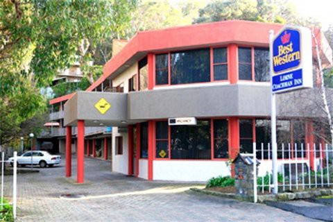 Best Western Lorne Coachman In - Accommodation Whitsundays