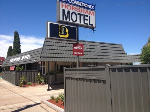 Horsham Motel - Accommodation Whitsundays