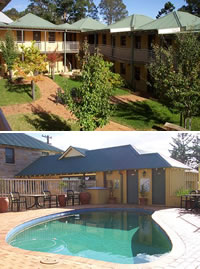 Pioneer Motel Kangaroo Valley - Accommodation Whitsundays