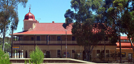 Peterborough Railway Hotel - Accommodation Whitsundays
