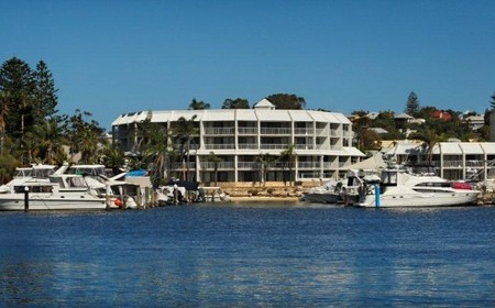 Pier 21 Apartment Hotel - Accommodation Whitsundays