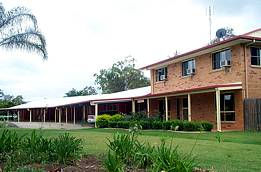 Copper Country Motor Inn - Accommodation Whitsundays