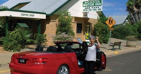 Blackall Acacia Motor Inn - Accommodation Whitsundays