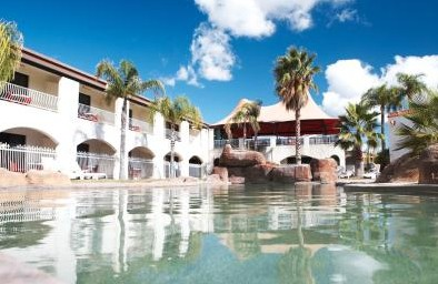 Quality Resort Siesta Resort - Accommodation Whitsundays