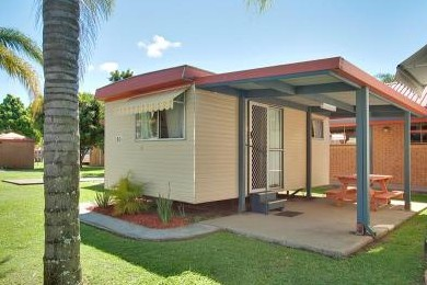 Pyramid Caravan Park - Accommodation Whitsundays