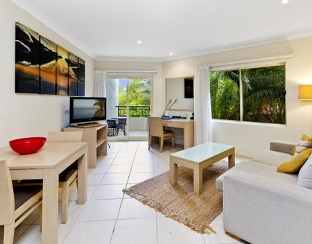 Terrigal Sails Serviced Apartments - Accommodation Whitsundays