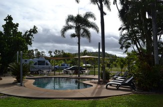 Dunk Island View Caravan Park - Accommodation Whitsundays