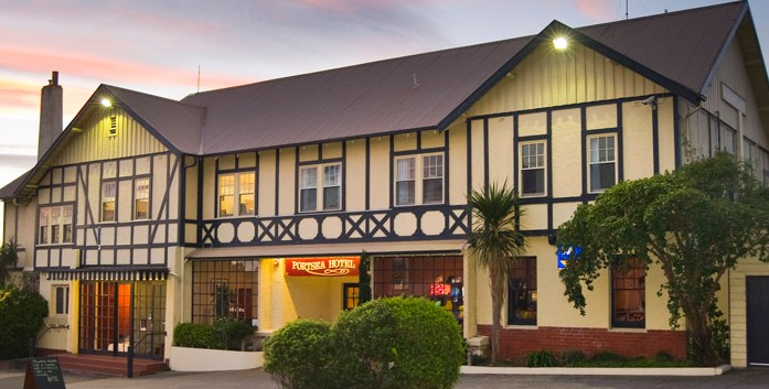 The Portsea Hotel - Accommodation Whitsundays