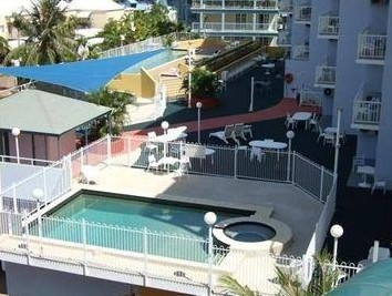 Cullen Bay Serviced Apartments - Accommodation Whitsundays