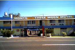 Monto Three Moon Motel - Accommodation Whitsundays