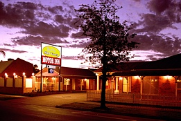 Dalby Mid Town Motor Inn - Accommodation Whitsundays